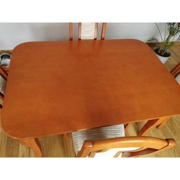 Stół +4 krzesła