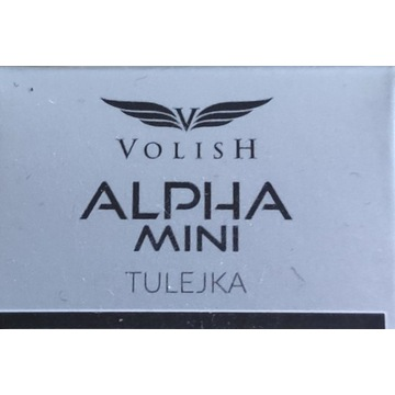 Tulejka Volish  ALPHA MINI