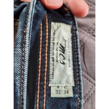 Spodnie Mustang Jeans 32/34 JAK NOWE