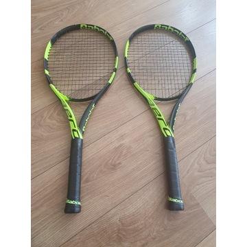 2 x Rakieta tenisowa Babolat Pure Aero