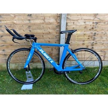 Planet X Stealth (rower czasowy/triathlonowy/TT)
