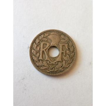 10 centymów 1921 Francja