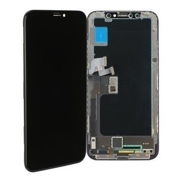 LCD iPhone X 100% Oryginalny Refabrykowany