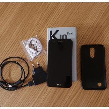 Telefon LG K10 Dual SIM + Etui