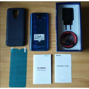 Ulefone Power 6 , NFS, 4RAM\64ROM,Bateria 6350 mAh