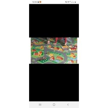 Wykładzina dywanowa DROGI pokój dziecięcy