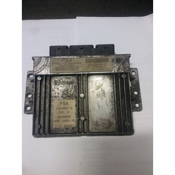 Sterownik, komputer Peugeot 206 nr. kat. 964313468