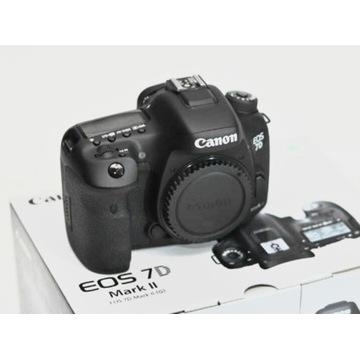 Canon 7d mk II mark II Idealny stan 19k