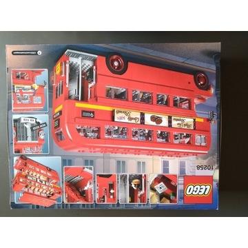LEGO Creator Londyński Autobus piętrowy Nowy 10258