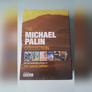 The Michael Palin Collection Book