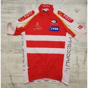 Koszulka rowerowa sport Parentini włoska M
