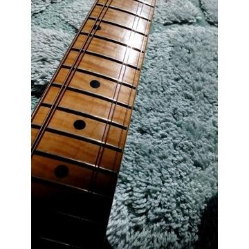 Fender Strat '54, specjal FotoFlame 91 Japan