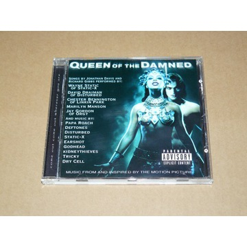 QUEEN OF THE DAMNED SOUNDTRACK (CD)
