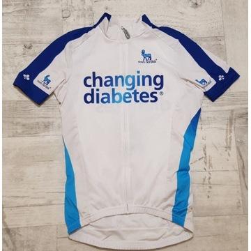 Koszulka rowerowa Nalini rozpinana S