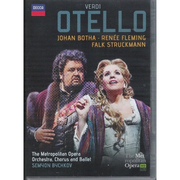DVD VERDI Otello RENEE FLEMING, BOTHA