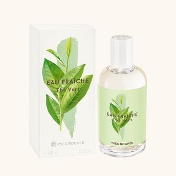 Yves Rocher, Zielona Herbata Eau Fraiche 100 ml