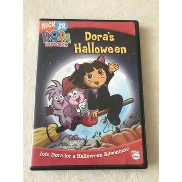 Dora i Helloween bajka w j.ang.