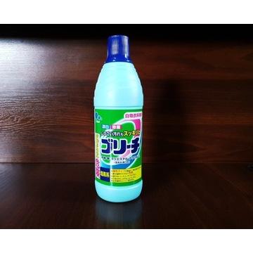 Japoński odplamiacz wybielacz do białych tkanin