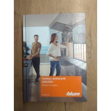 Katalog i podrecznik BLUM 2020/21