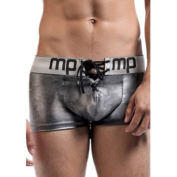 Male Power Molten Steel szorty - szare M