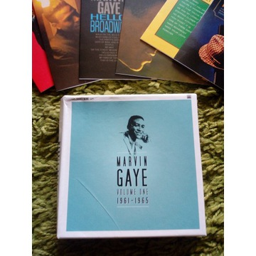 Marvin Gaye - Volume One 1961-1965 (7CD)BOX
