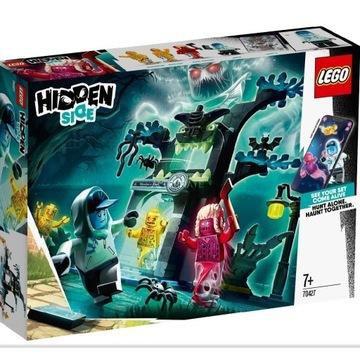 Lego Hidden Side 7+