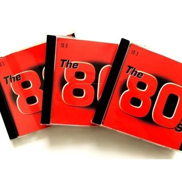The 80's Vol.1 / 3 × CD, Box Set