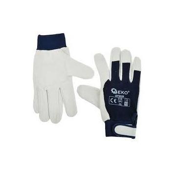 Rękawice robocze z koziej skóry rozmiar 8(M)