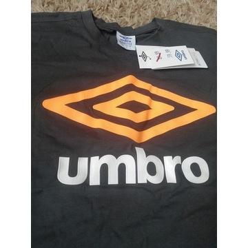 Nowy t-shirt rozmiar L, marki UMBRO