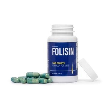Folisin- porost włosów, włosy, poprawa kondycji