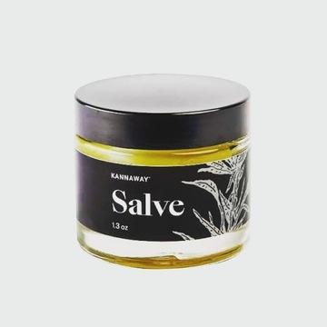 SALVE Kannaway - skuteczna maść konopna z CBD