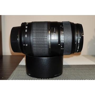 Tamron AF 70-300mm F/4-5.6 LD Di Macro 1:2 (Nikon)