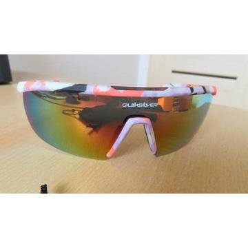 Okulary sportowe Quiksilver nowe