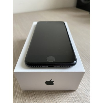 iPhone 7, 128GB czarny, ekran idealny