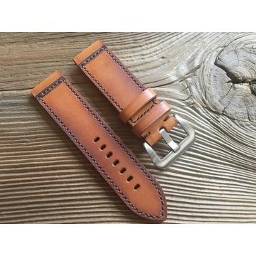 Pasek do zegarka Panerai ręcznie robiony 24 mm