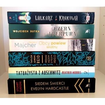 Książki - możliwość zakupu książek osobno
