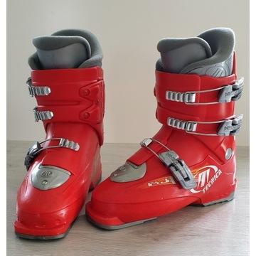 Buty narciarskie Tecnica RJ high resistance r. 38