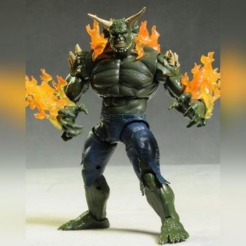 Marvel Legends Ultimate Goblin figurka baf część