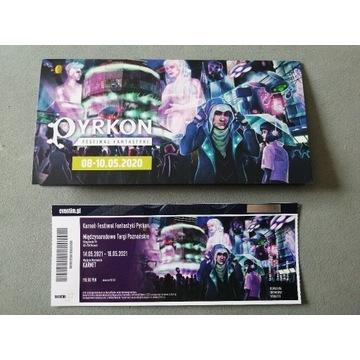 Bilet 3-dniowy na Pyrkon 2021 14.05.-16.05.