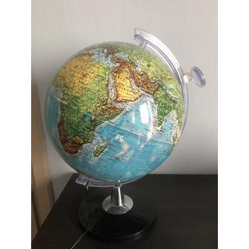 Stary duzy globus ZSRR z lamkpa