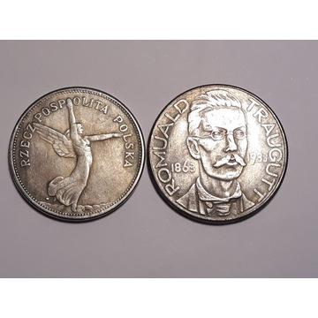 Zestaw monet po zbieraczu wyprzedaż staroci 24