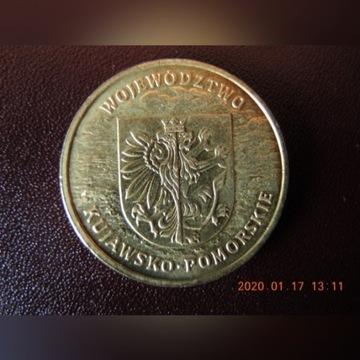 2 ZLOTE-WOJ. KUJAWSKO -POM. 2004 r.-mennicze.