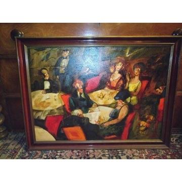 Malarstwo polskie Witold PAŁKA (1928-2013)