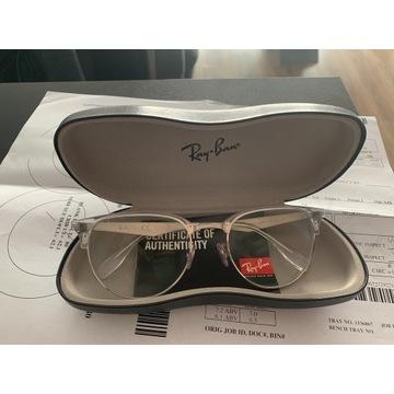 RAY BAN okulary korekcyjne