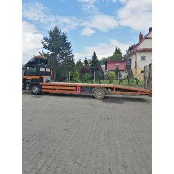 Man 14.232 Pomoc Drogowa