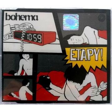 Bohema Etapy 2004r @Folia@