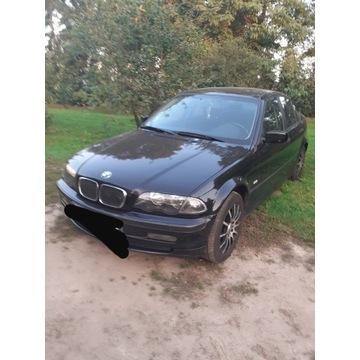 Sprzedam samochód BMW E 46
