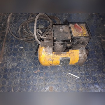 Silnik elektryczny ddr wylacznikiem 1faza 230 220v