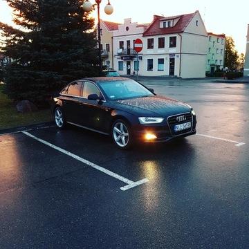 Audi A4 B8 s line polift