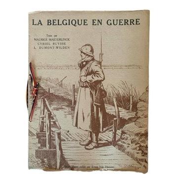 La Belgique En Guerre - Belgia na Wojnie. Album